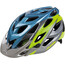 Alpina D-Alto Helmet blue metallic-neon